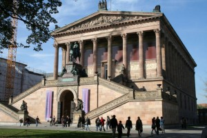Museuminsel - Alte Nationalgalerie
