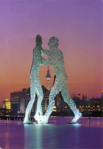 Molecule Man in de Spree