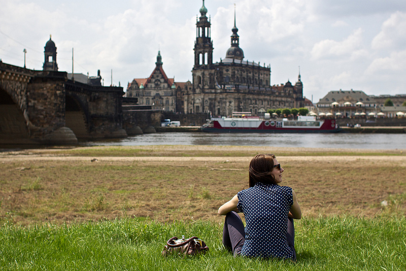 "Dresden; highlights in een weekend ""Florence aan de Elbe"""