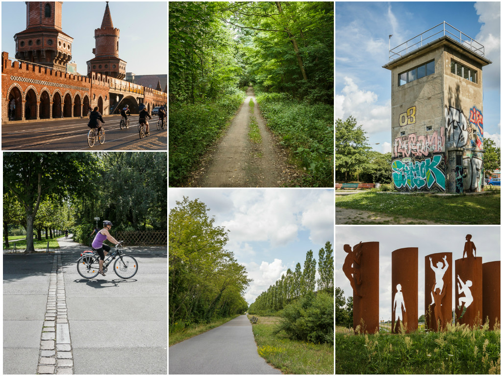 mauerweg 3 collage