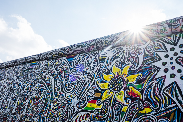 East Side Gallery – Yay of nee?