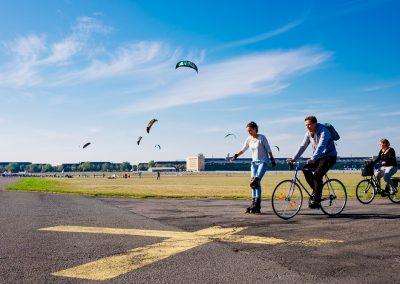 Voormalige luchthaven Tempelhof