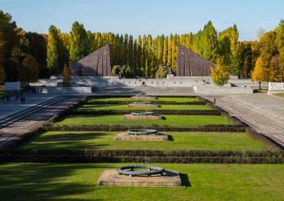 Russisch monument in Treptow