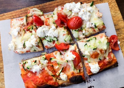 Pomodorino pizza in Berlijn-Friedrichshain