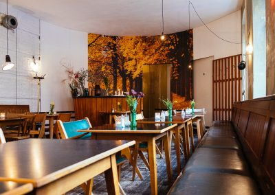 Favoriet lunchrestaurant in Kreuzberg: Nest