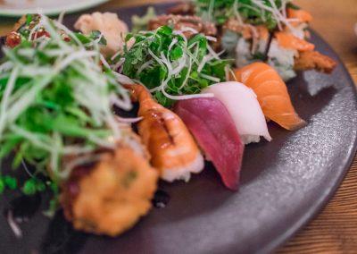 Een van mijn favoriete sushirestaurants Dudu