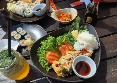 Koreaans restaurant Seoul Kitchen heeft ook heerlijke sushi