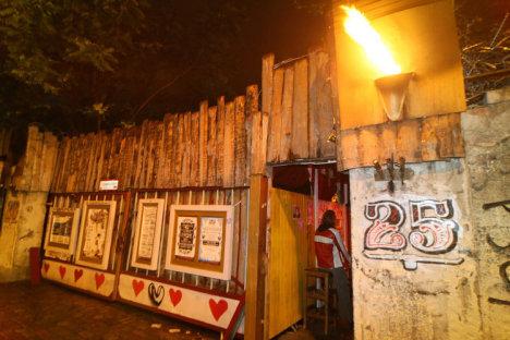Bar 25; Docufilm over de meest bizarre Duitse club