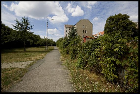 De Berliner Mauerweg