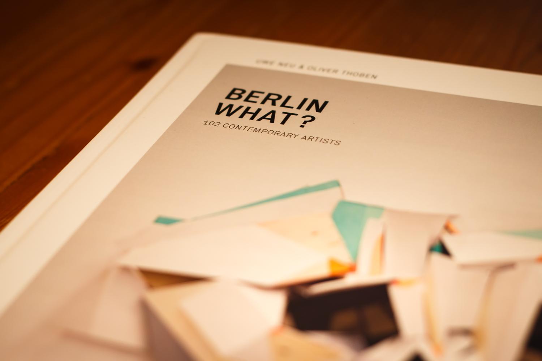 Boekreview; Berlin What? – 102 contemporary artists