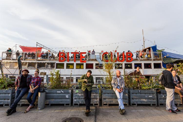 Bite Club – zomerse street food markt in Kreuzberg