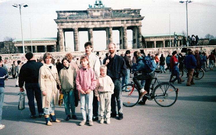 Mijn verhaal over de Berlijnse Muur – Ulrike Nagel