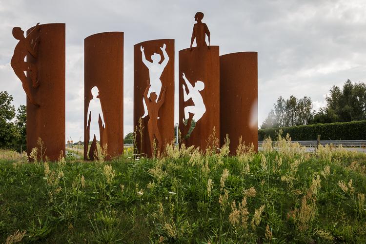 Berliner Mauerweg 2; East Side Gallery – Teltow