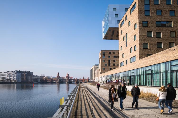 Een wandeling door de Osthafen (fotoserie)