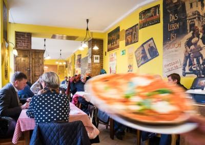 Italiaans restaurant Il Ritrovo