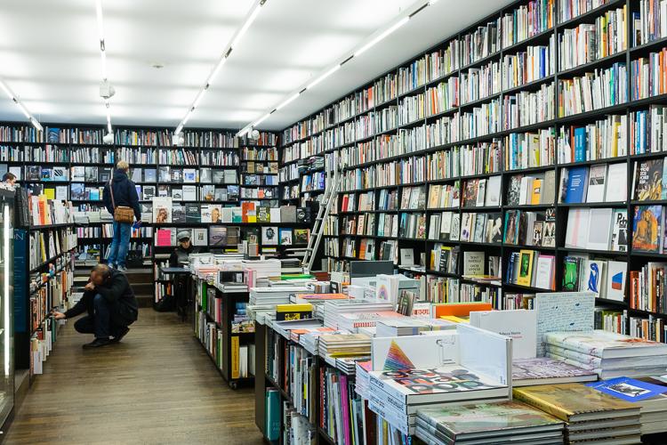 Kunstboekenwinkel Walther König