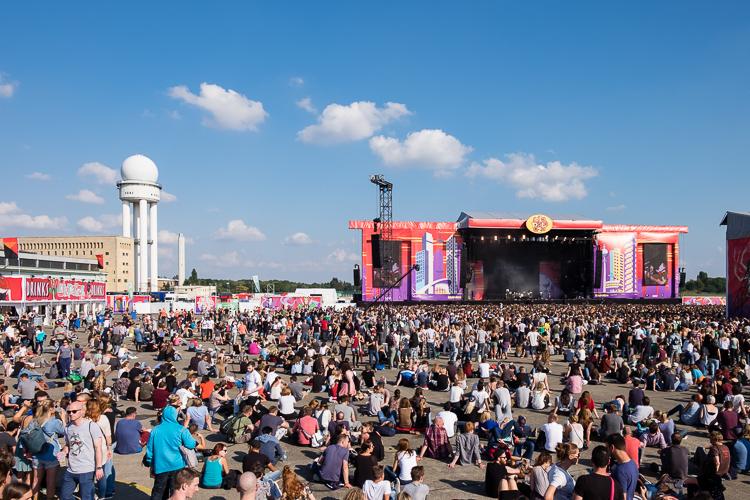 Lollapalooza, je was geweldig!