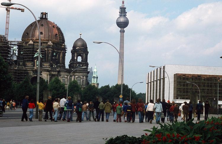 Berlijn in de jaren '80 – Een reportage door Jan Poort