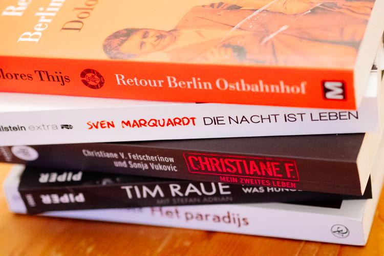 5x Autobiografische romans over en uit Berlijn