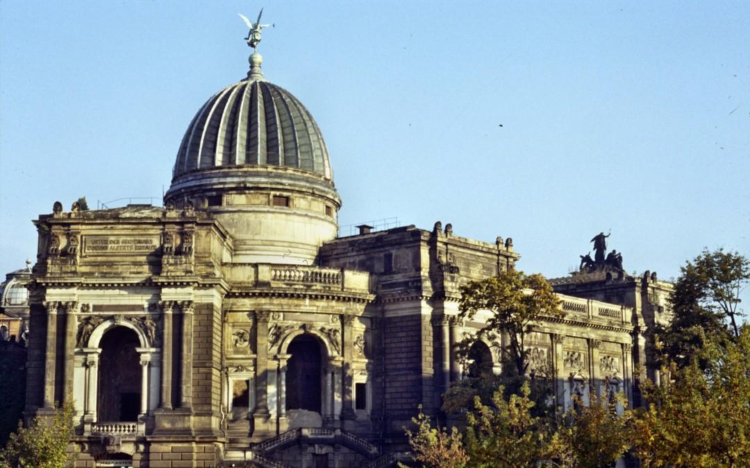 Dresden in 1990 – Een historische fotoreportage door Jan Poort