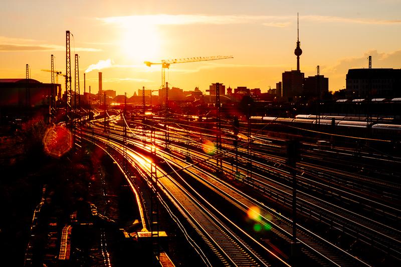 10x genieten van een Berlijnse zonsondergang
