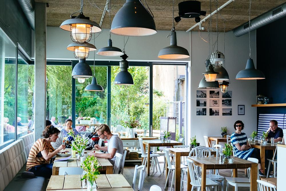 Hafenküche: hip en ontspannen eten in Rummelsburg