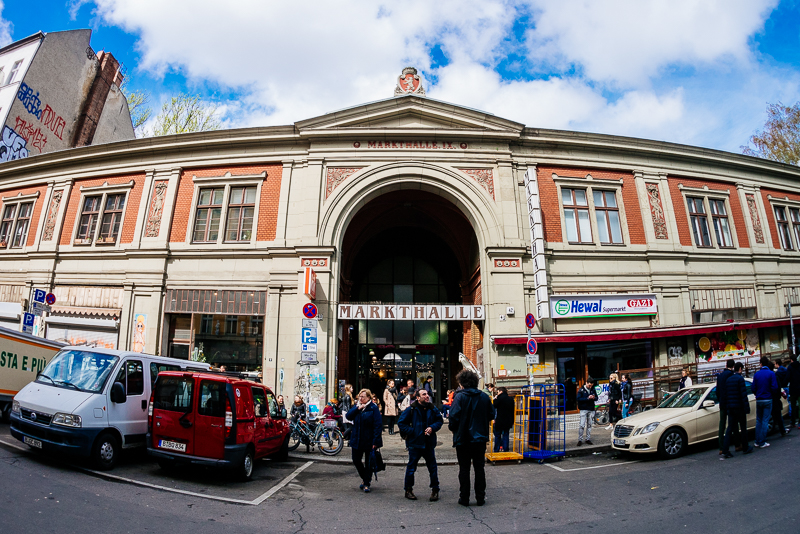 Markthalle IX – Bruisende historische markthal in Kreuzberg