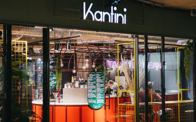 Kantini: nieuwe Street Food Kantine in Charlottenburg