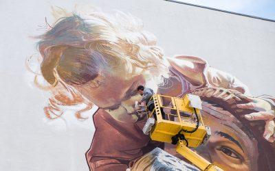 Berlin Mural Fest: meer dan 30 nieuwe murals in Berlijn (+ vlog)